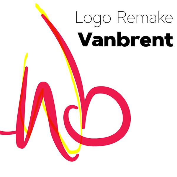 Het logo is vlotter, krachtiger - brutaler