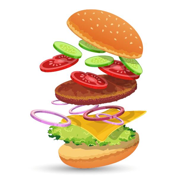 In illustrator gebruiken we vector afbeeldingen